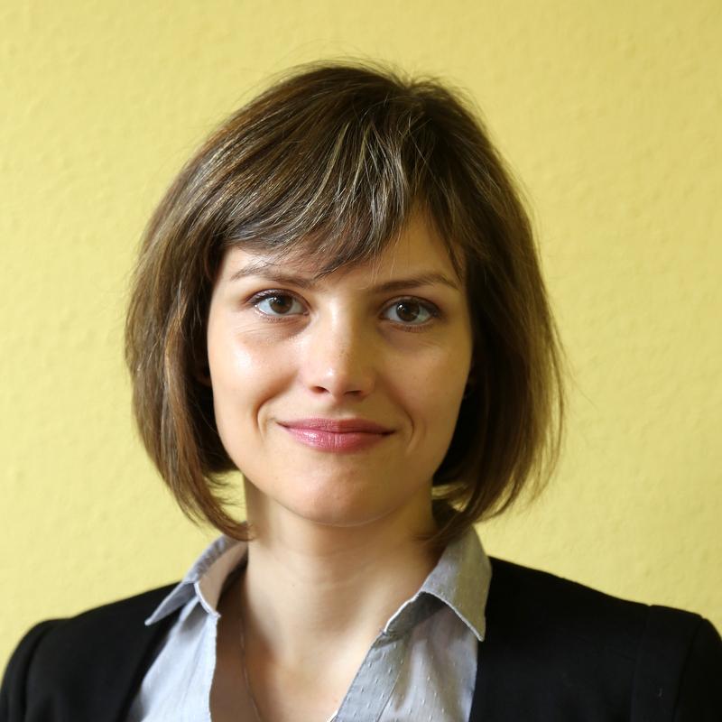 mgr Anna Albrecht