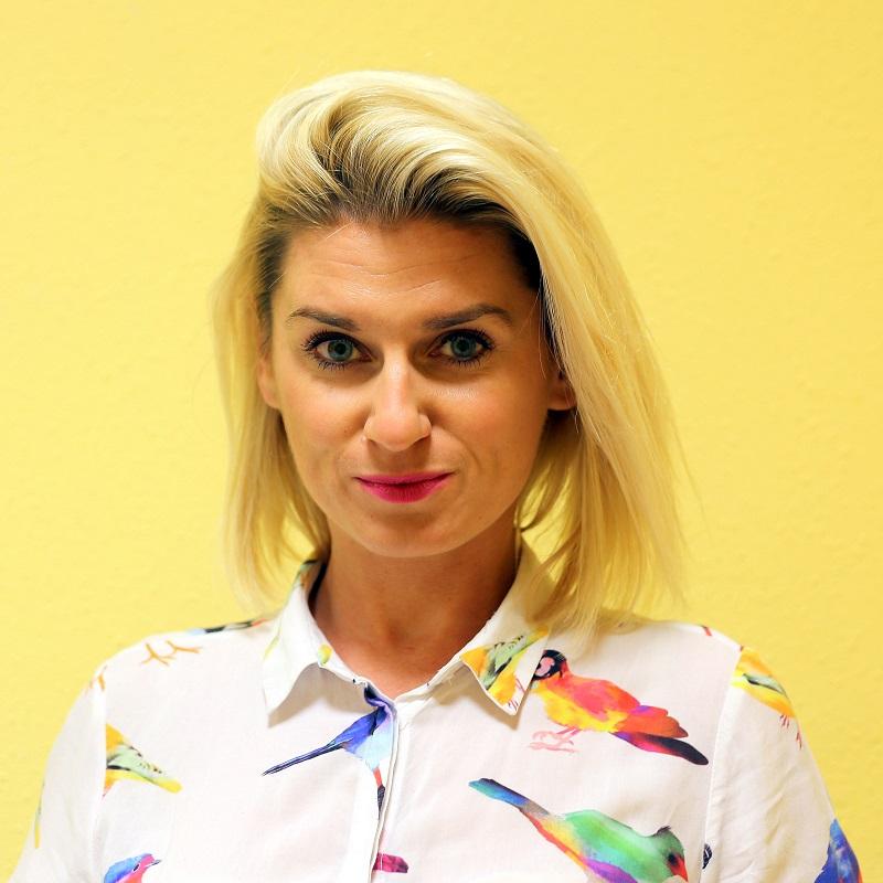 mgr Joanna Sankowska
